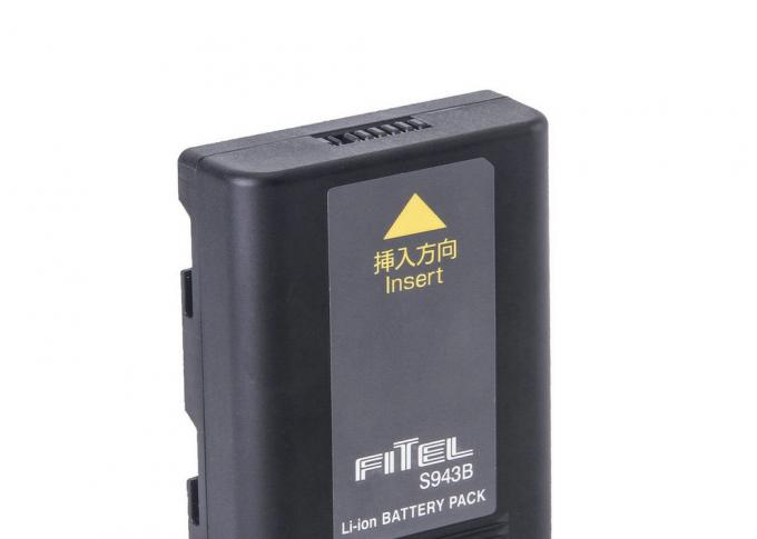 2600mah Li Ion Battery 11.1 Volt For Fitel S153A S177A S178A Fusion Splicer