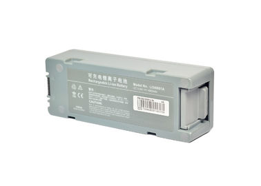 China 14.8V 6600mAh Li-ion Defibrillator Battery For Mindray D5 D6 Z5 Z6 DP-50 DP-50T supplier
