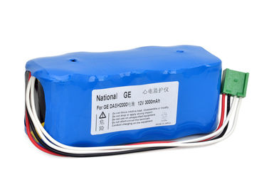 China 2000mAh 12v Nicd Battery Pack Ge Dash 2000 Monitor Battery 9291678112 Months Warranty supplier