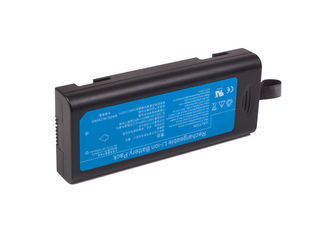 China Black 4500mAh 11.1 V Lithium Ion Battery Pack For Mindray IMEC8 IMEC10 IPM10 IPM12 supplier
