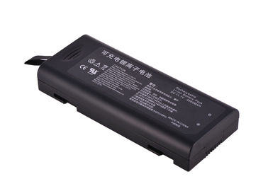 China 11.1V 4500mAh Li-Ion Battery For Mindray T5 T6 T8 Monitor VS-900 Accutorr 7 DPM7 supplier