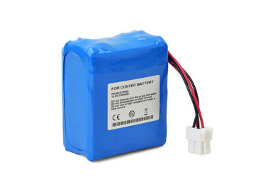 Contec ECG-1200 ECG-1200G ECG-1600D 4000mah Lipo Battery 14.8V 1 Year Warranty