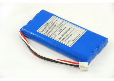 China 9.6 Volt Nimh Battery , Ecg Fukuda Fcp 7101 Batetery FX-7000 FX-7100 FX-7102 FCP-7102 supplier