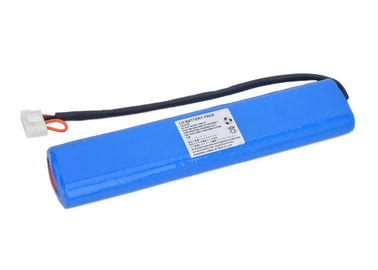 China 210.5 X 45 X 22.5 Mm 3000 Mah Battery Pack , For Fukuda ECG 12v Nimh Rechargeable Battery Pack supplier