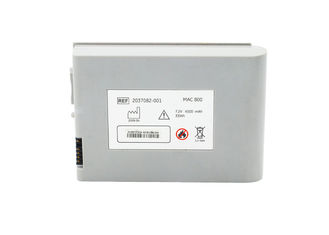 China 7.4 V Li Ion Battery ECG Replacement Battery , GE MAC 800 4500mAh Battery supplier