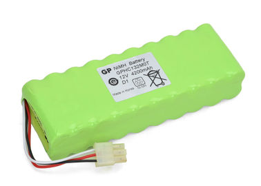 12v Rechargeable Battery , 4200mAh Battery For Bionet Cardiotouch 3000 CardioCare 2000