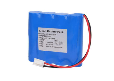 Rechargeable 1600mah Li Ion Battery 14.8V For OSEN ECG-8112 - (WP-AST-102A) ECG