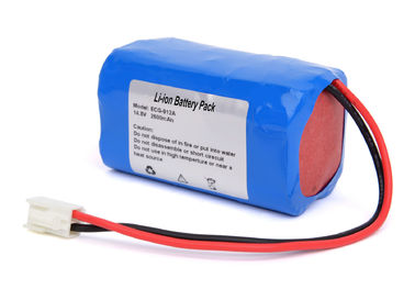 ECG Replacement 14.4 V Lithium Ion Battery Pack For Spring ECG-912A 2600mAh