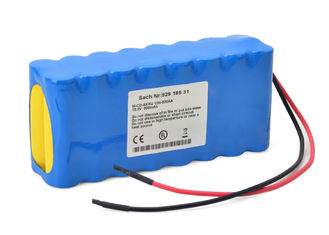China Nickel Defibrillator 18V 800mah Rechargeable Batteries For GE Responder 1000 supplier