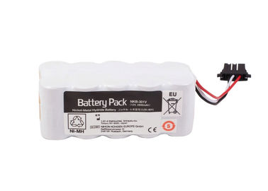 China 12 Months Warranty Nihon Kohden Defibrillator Battery For TEC-7621 TEC-7631 Series supplier
