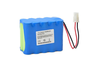 China Entilator 12 Volt Rechargeable Battery Pack For Viasys Healthcare , 4500mah Battery  supplier