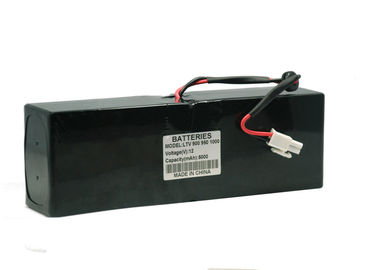 China 12V 5000mAh Sealed Lead Ventilator Battery For Care Fusion LTV900 LTV1000 LTV1200 supplier