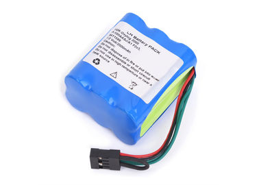 China Compatible Drager Microvent Ventilator Battery 7.2V 2000mAh NI-MH With Blue Color supplier