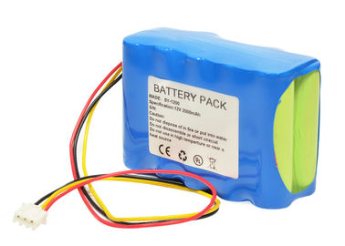 China Blue Smiths SY-1200 Infusion Pump Battery 12v 2000mah Nimh Battery Pack  supplier