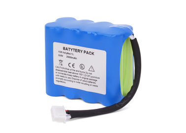 China KL-602 KL Series 2000mah Rechargeable Battery , 2000 Mah Battery Pack For ZNB-XK ZNB-XA​ supplier