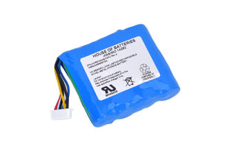 China NI-MH RAINBOW Pulse Oximeter Battery 4.8V 2000mAh For Masimo RAINBOW Radical-7 supplier