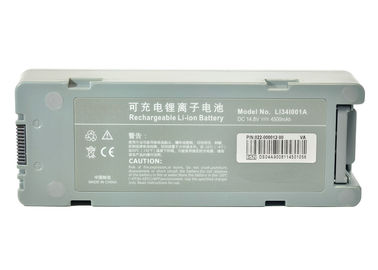 China 900 Gram Ultrasound Battery 14.8V 6600mAh Li-Ion For Mindray Z5 Z6 DP-50 DP-50T supplier