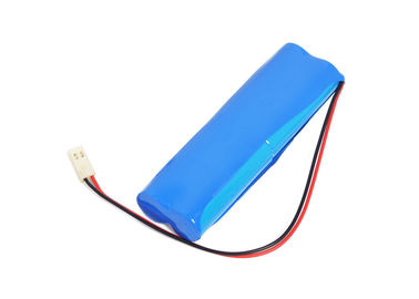 4.8 V Rechargeable Battery Pack , 2000mAh NiMh Battery For Accucheck Martel Printer