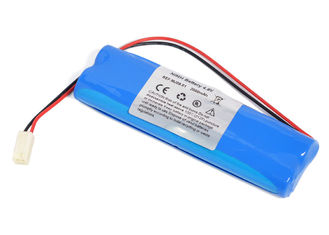 China 4.8 V Rechargeable Battery Pack , 2000mAh NiMh Battery For Accucheck Martel Printer supplier