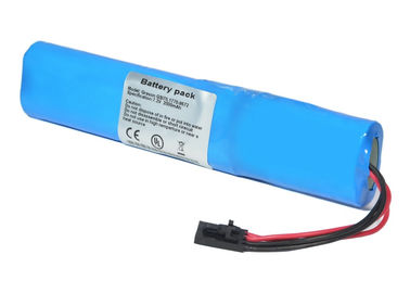 China Blue 2000mah rechargeable battery  , 7.2 v  nimh battery for Welch Allyn GSI70 supplier