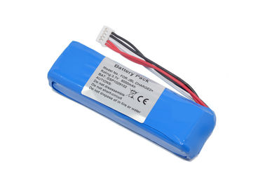 China 3.7 Volt Replacement Rechargeable Batteries For Splashproof Portable Bluetooth Speaker supplier