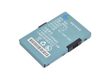 China 2800mAh Li - Polymer GPS Battery Replacement For GPS W868 3.7 Lipo Battery supplier