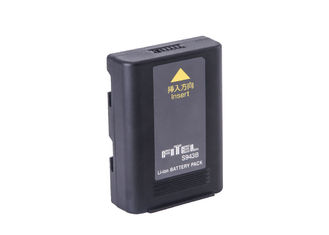 China 2600mah Li Ion Battery 11.1 Volt For Fitel S153A S177A S178A Fusion Splicer supplier