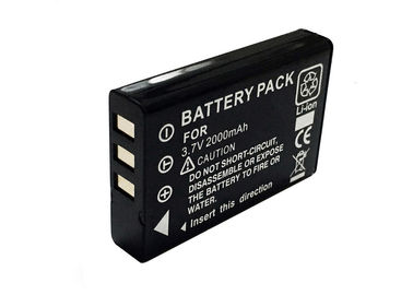 China 1700mah Li Ion Battery ,3.7 Volt Lithium Ion Battery For EXFO AXS-100 AXS-110 supplier