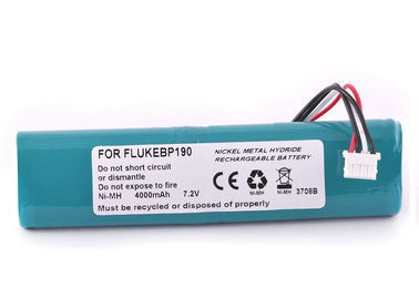 China 12 Months Warranty Fluke 199c Battery , Fluke Bp190 Battery Replacement  supplier