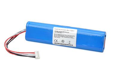 China Spectrum Analyzer Instrument Battery 4.8V 4000mAh NiMh For Micronix MSA338 MSA358 MB-300 supplier