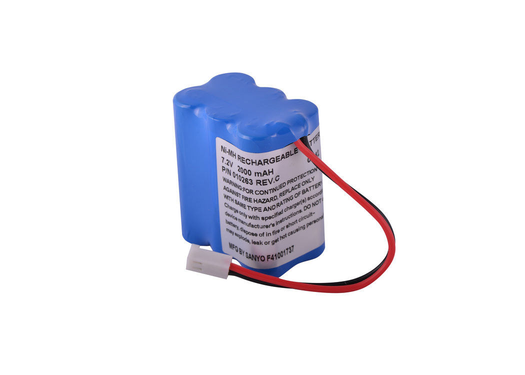 7 2v 2000mah Ni Mh Syringe Pump Battery For Kangaroo Pump