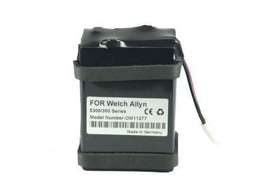 6V 5000mAh Sealed Lead Monitor Battery For Welch Allyn 5300 300 Series 420 Series