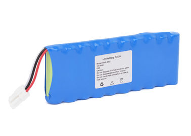 NI-MH Battery Pack Replacement 12V 2000mAh 143 X 52 X 14 Mm For Kenz Cardico 601 ECG