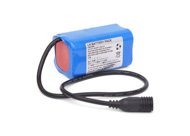 7.4V 1000mAh Li-ion Rechargeable Lithium Ion Battery Medical Headlight Battery