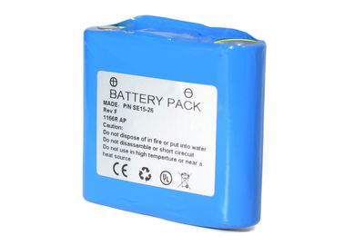 China 4.8 Volt Rechargeable Battery Pack , Nimh 2000mah Battery For X Rite Densitometer 500 Series  factory